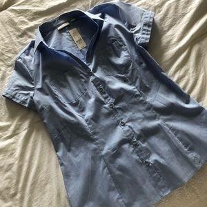 Brand new woman button down shirt size Medium (8)
